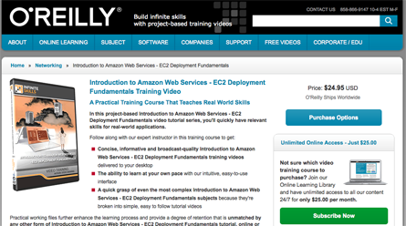 O'Reilly AWS EC2 Training